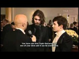 Ville Valo and Antti Tuisku Interview (English Subs)