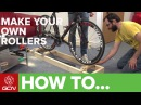 How To Make Your Own Cycle Rollers For Under $32 Or £20!