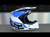Fox Racing V1 Mako Helmet | Motorcycle Superstore