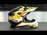 Shoei VFX-W Turmoil Helmet | Motorcycle Superstore
