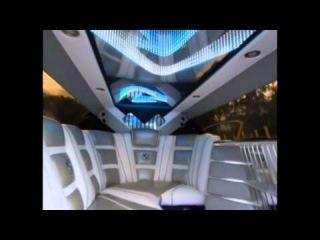 Лимузин БМВ Х6 (рекламный ролик авто) 2015