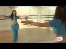 Apprendre à faire le mouvement de l'entonnoir en danse orientale - niveau 2 (gratuit)