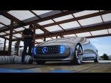 The Verge по-русски: Знакомство с Mercedes-Benz F 015