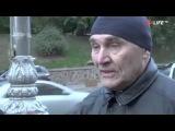 Ватный журналист попробовал взять интервью у мужчины из Донецка. Смотрим что из этого вышло)))