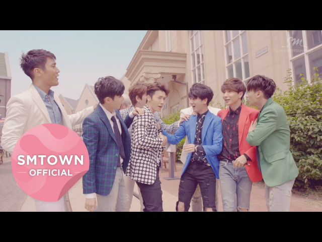 2015 SUPER JUNIOR 슈퍼주니어 'Magic' MV