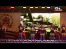 9 мая 2015. Заключительный праздничный гала-концерт 'Виват победителям!'