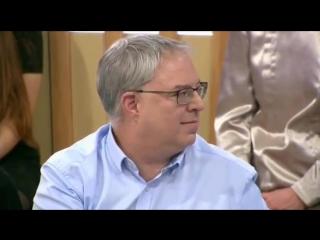 """фрагмент передачи """"Время покажет"""" с Петром Толстым (16.10.2015)"""