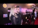 Сэм Арзуманов и Алина Гросу на премьере фильма #ПЯТНИЦА