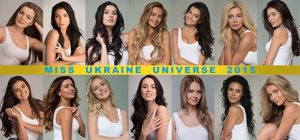 Miss Ukraine Universe 2015