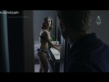 Марта Носова в нижнем белье в сериале