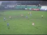 Нефтехимик - «КАМАЗ» 0:2. Чемпионат России 2004 года. (Гол Деменко).