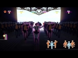 David Guetta Ft. Nicki Minaj, Afrojack Bebe Rexha - Hey Mama - Just Dance 2016 - Gameplay preview (1)
