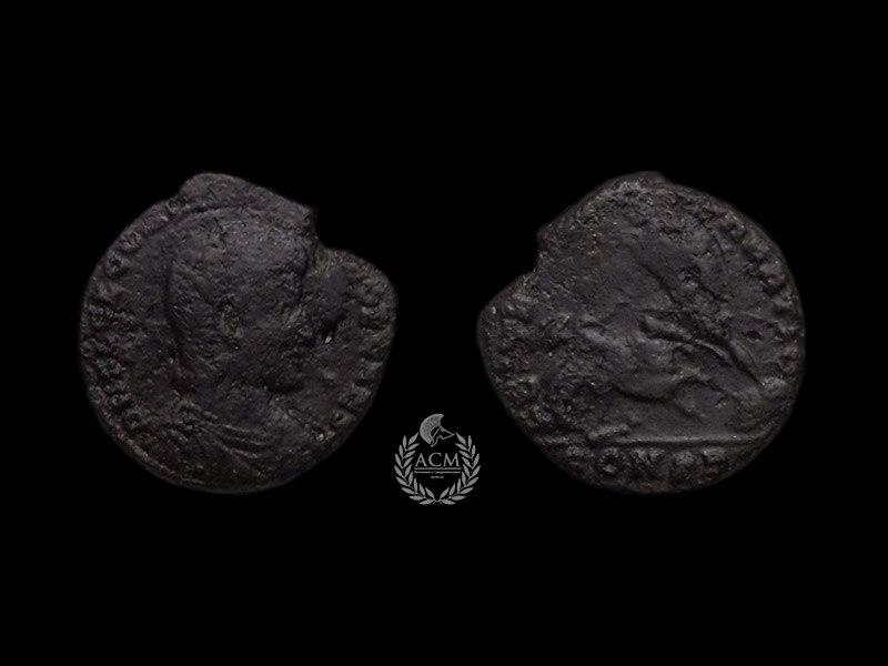 АЕ 3. Рим. Констанций Галл (351-354 гг.)
