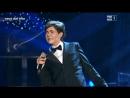 """Fiordaliso в образе Gianni Morandi - """"Se non avessi più te"""" (Tale e Quale Show, 2013)"""