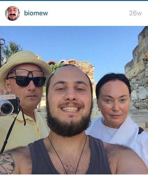 гузеева с сыном фото