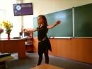 День Учителя 6 школа.Восточный танец!!!!