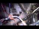 порядок подключения патрубков к радиатору печки(опель омега А)