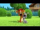 Белка и Стрелка: Озорная семейка 86 серия - За тремя зайцами