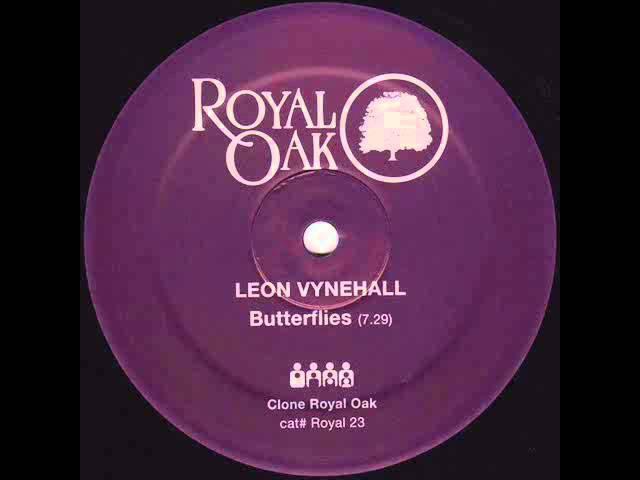 Leon Vynehall - Butterflies (Original)