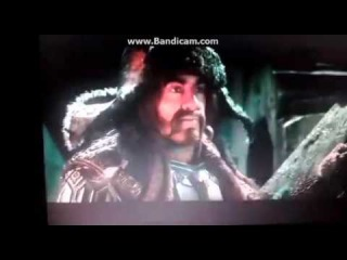 Hobbit Battle of the Five Armies Extended Edition:Bilbo and Bofur