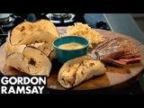 Beef Tacos with Wasabi Mayonnaise - Gordon Ramsay
