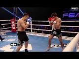 1 Semifinal Daniel Alexandru vs Valdemar Kulda  85kg