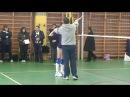 Video sulla didattica dell'attacco corso allenatori a BOLOGNA
