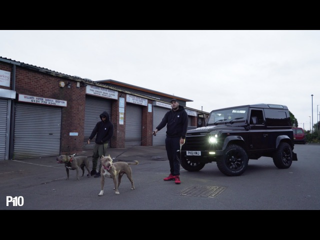 P110 Jaykae Pull Up Prod Bowzer Boss Music Video