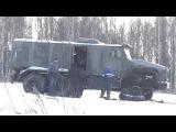 Урал-ВВ: подрыв 6 кг ТНТ
