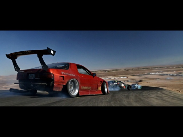 Just Drift - ASB 13/Toy Drive