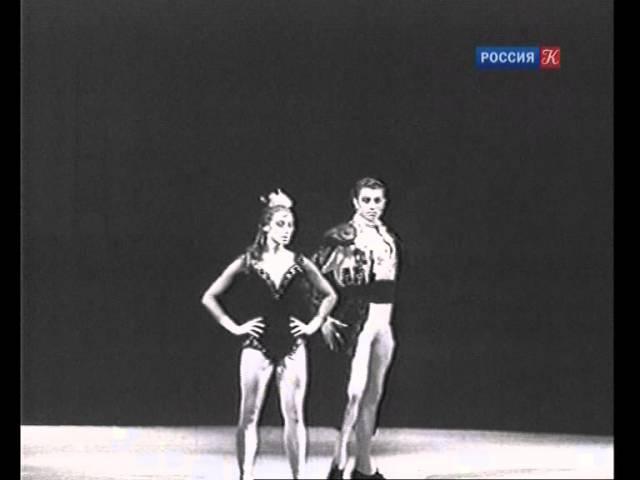 Редкий отрывок балета Кармен-сюита