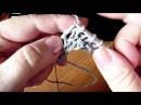Как добавить петли из протяжки при вязании спицами.