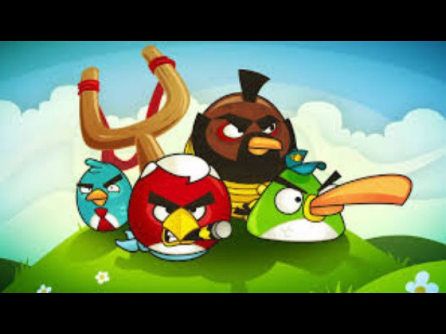 Angry Birds Toons Russian 04 серия час чака Злые Птички на русском - Видео Dailymotion