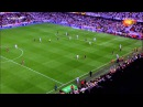 Gareth Bale Goal Final King's Cup, Real Madrid 2 - F.C Barcelona 1 Copa del rey 16/04/2014,HD