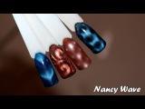 Гель лак Кошачий глаз магнитная ручка для гель лака Magnetic nail polish designs Magnetic pen