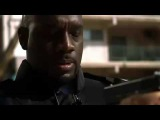 Sarah Connor Chronicles Johny Cash Theme TSCC Cromartie vs FBI Scene