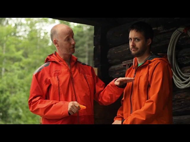 GORE-TEX Products Test 1: Waterproofness