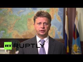 Россия: Наши специалисты будут участвовать во всех аспектах A321 аварии расследования - Соколов.