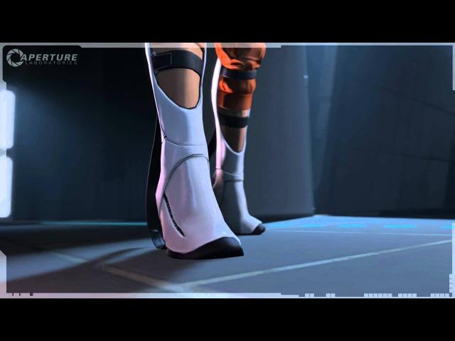 Portal 2 Сапоги прыгуна русская версия