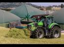 Deutz-Fahr 9340TTV LT400 Deutz-Fahr 7230TTV JohnDeere 8410 Biogas Silage XXL ITALY
