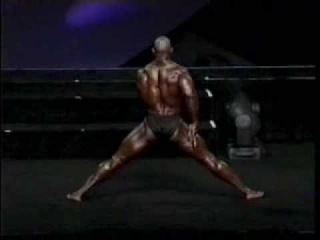 Flex Wheeler - Mr Olympia 2002 Original