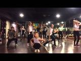 Chrissy Chou Waacking A Taste of Honey-She's a Dancer