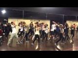 Chrissy Chou Waacking Nekta-No need to Rumble