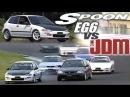 [ENG CC] Spoon Civic EG6 having a laugh at R33 GT-R, RX-7, Supra and S14 Silvia HV17
