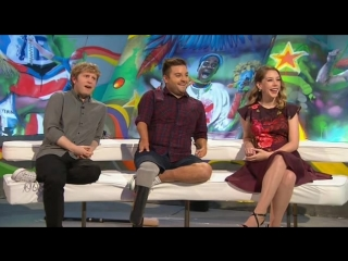 The Last Leg 9x07 - Live from Rio - Katherine Ryan