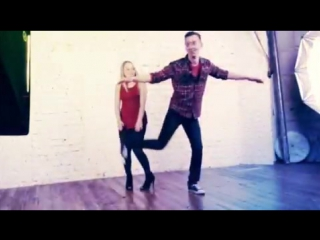 Aleksey Korzh & Aleksandra Siroto. Backstage
