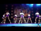 Выступление Катя Шошина FRAME UP VII  Best ladys dance team