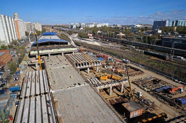 """Собянин: Станция метро """"Ховрино"""" станет частью крупного ТПУ Москвы"""