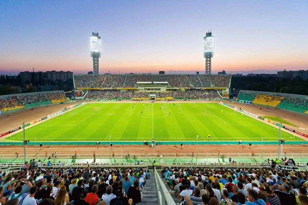 "Стадион ""Кубань"", Краснодар"