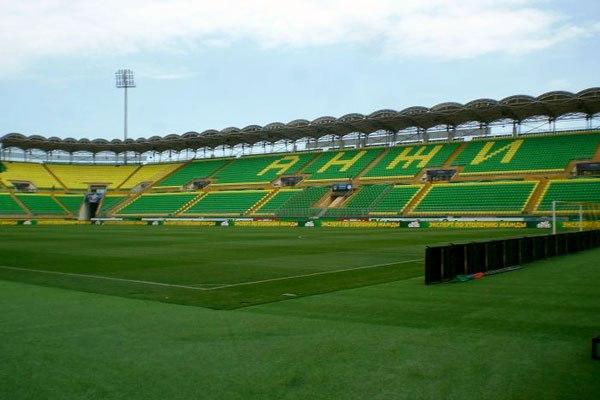 "Стадион ""Анжи-Арена"", Каспийск"